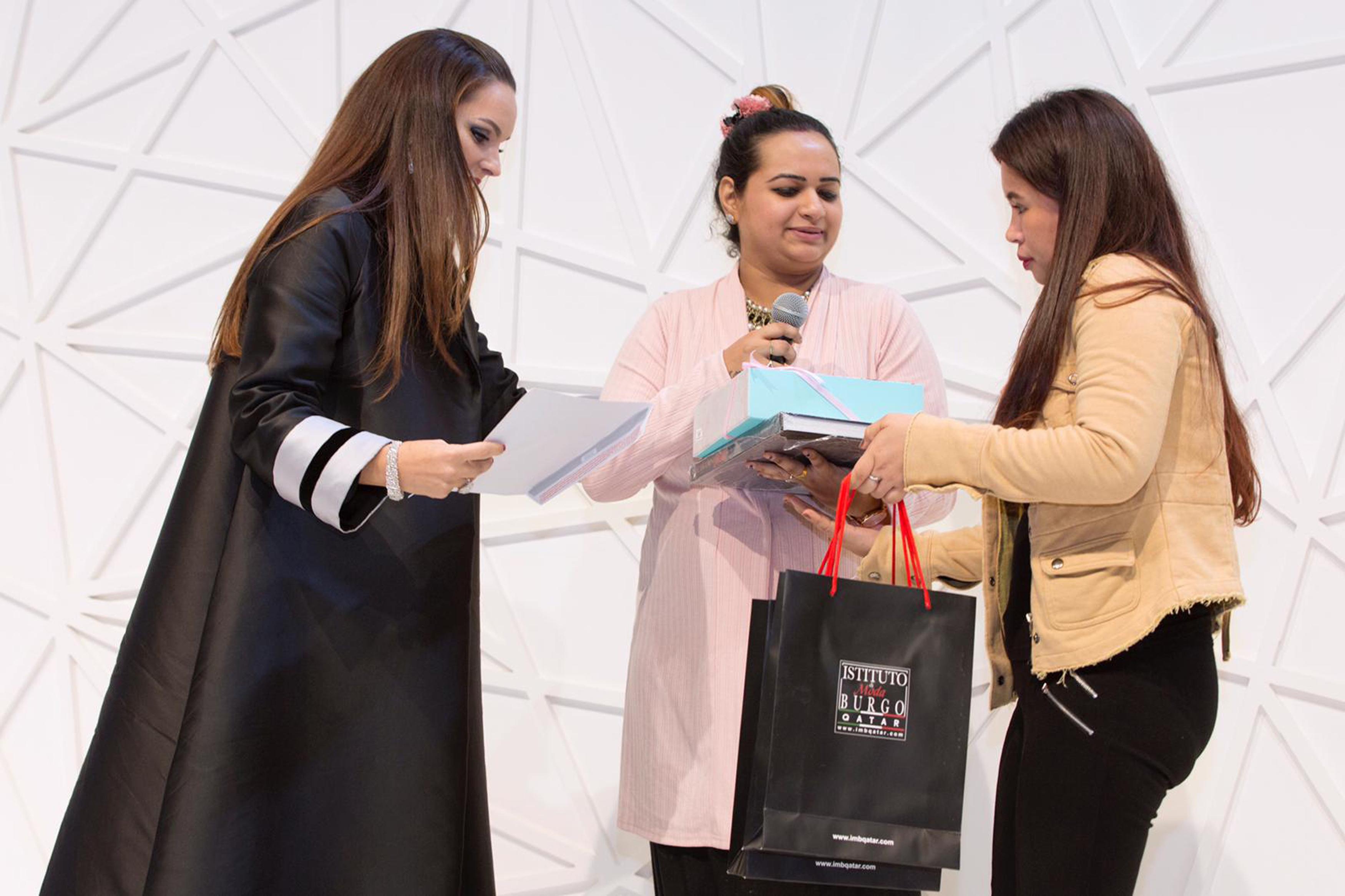 Qatar Fashion School prix