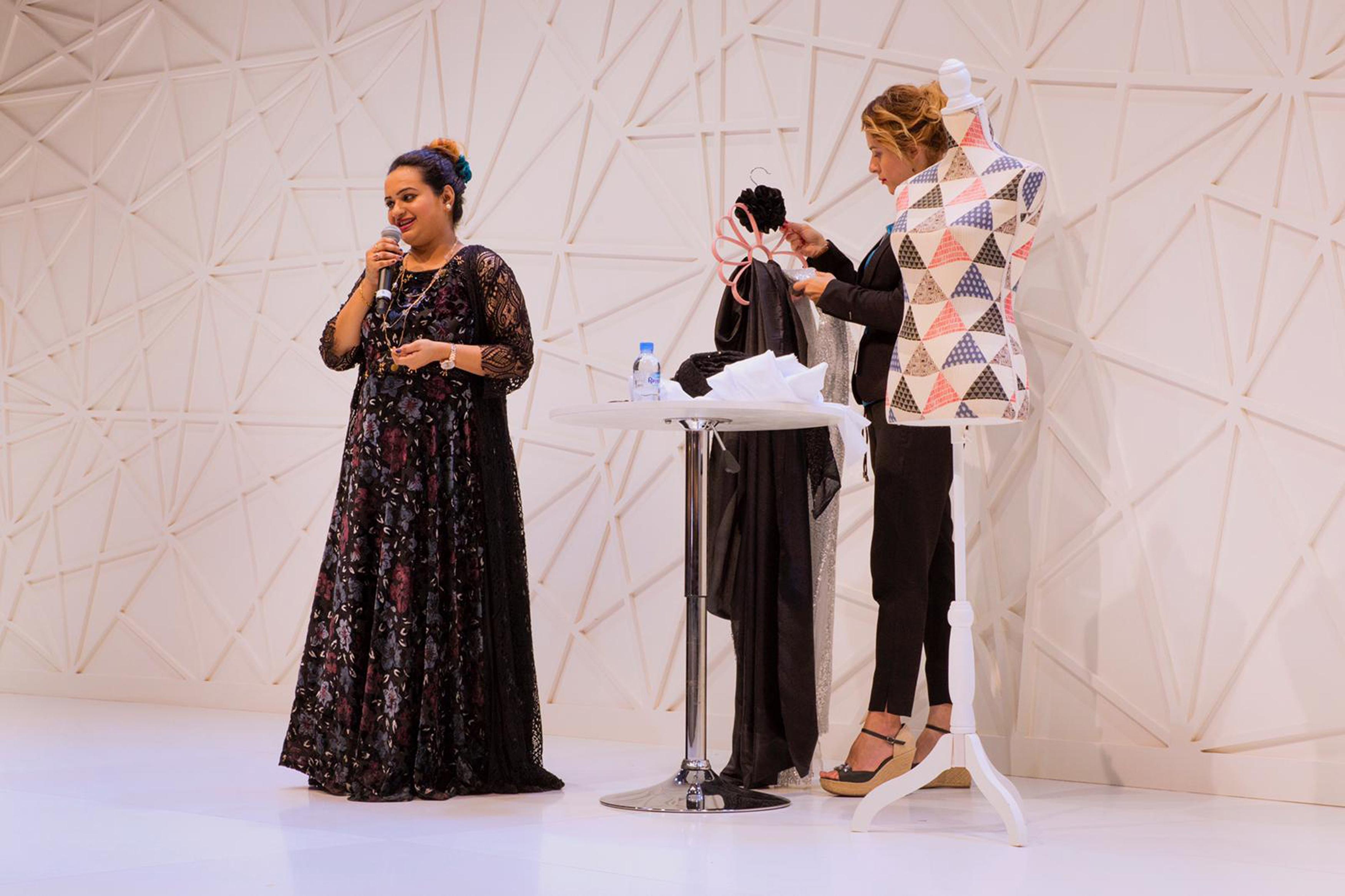 Qatar Fashion School Show