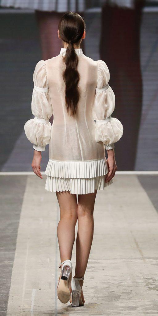 Erica Navone Fashion Graduate 2019