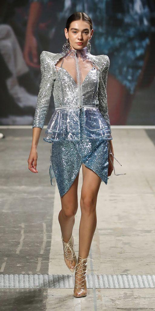 Leila Azhdarpoor Fashion Graduate 2019