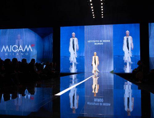MICAM可持續發展元素時裝秀
